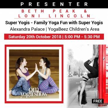 The Om Yoga Show – 2018